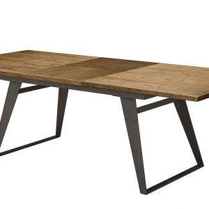 Стол обеденный от производителя ESF HA-1518-3 Цвет черный
