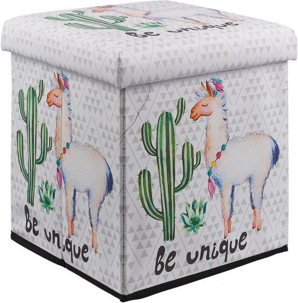 """Декоративная коробка для хранения с крышкой You'll Love """"Альпака"""""""