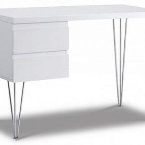Стол письменный от производителя Novum Цвет белый