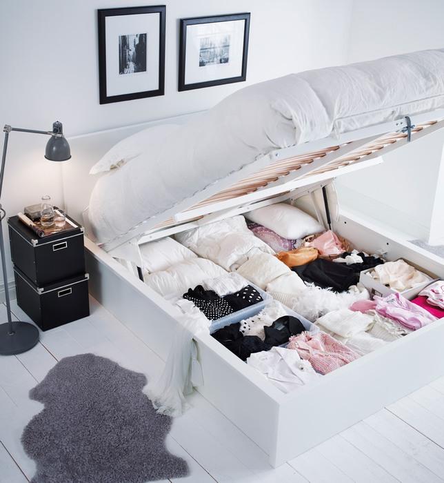 20 самых оригинальных лайфхаков для спальни (видео)