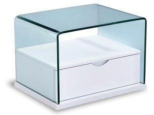 Столик приставной от производителя Stanley Цвет белый