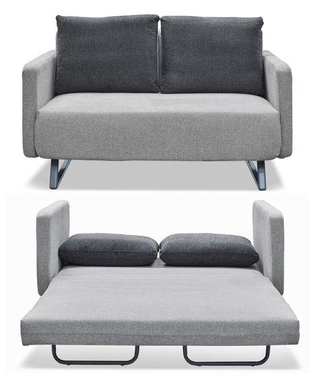 Диван-кровать от производителя Juliet Цвет серый, графит