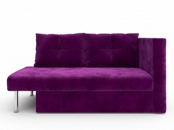 Софа от производителя Каллиста Цвет фиолетовый