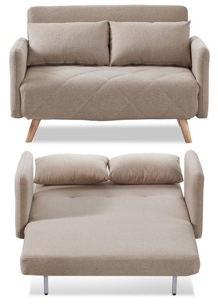 Диван-кровать от производителя Cardiff Цвет кремовый