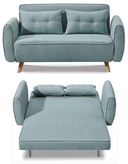 Диван-кровать от производителя Charm Цвет мятно-бирюзовый