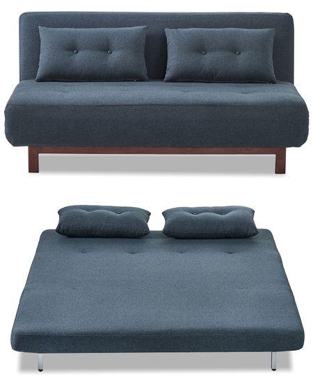 Диван-кровать от производителя Doris Цвет темно-синий