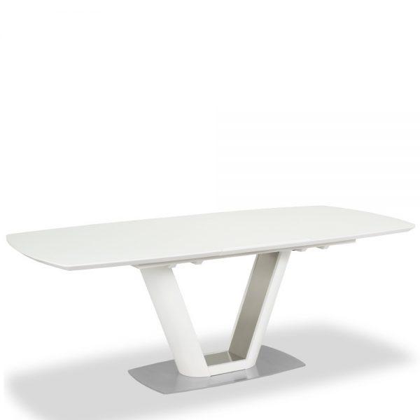 Стол обеденный от производителя Avanti Miami Цвет белый