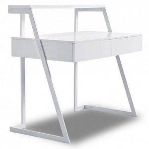 Стол письменный от производителя Kristen Цвет белый
