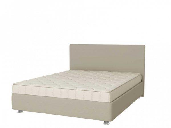 Кровать полутораспальная от производителя Benartti Alegra uno 2000х1400 Цвет белый