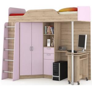 Набор мебели для детской комнаты MOBI Ника 427 Т