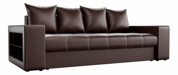 Диван-кровать от производителя Мебелико Дубай Цвет бежевый, коричневый