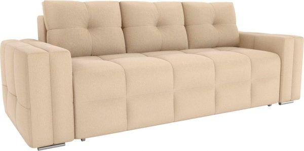 Диван-кровать от производителя Мебелико Леос Цвет бежевый