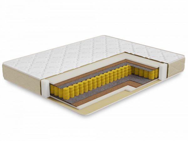 Двуспальный матрас от производителя FRUIT-VIA-pliana 180х200