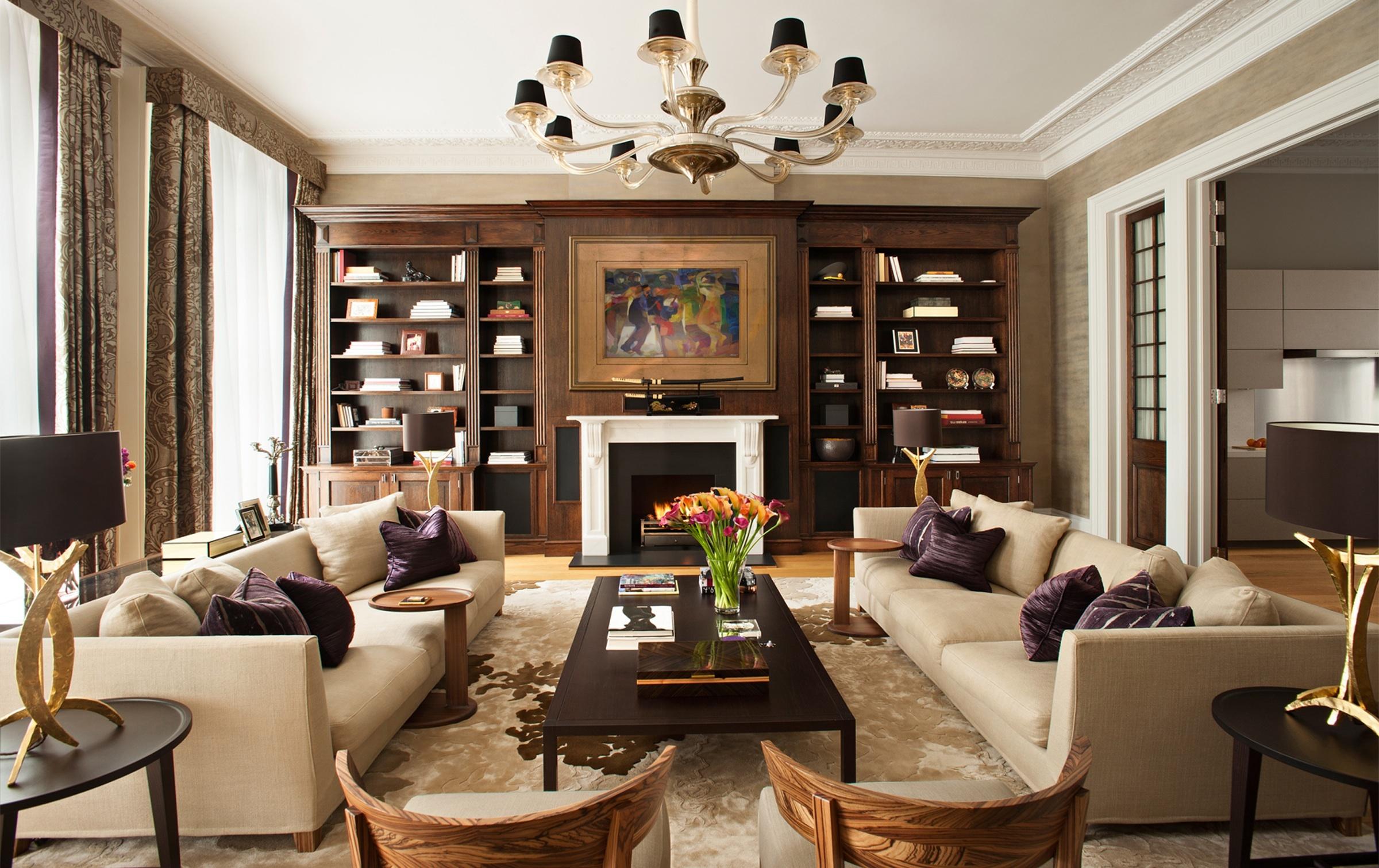 Как правильно расставить мебель в квартире
