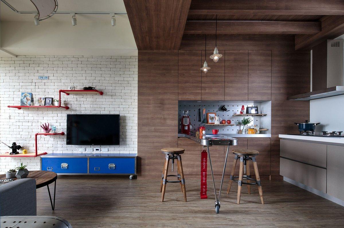 Как визуально увеличить помещение маленькой квартиры