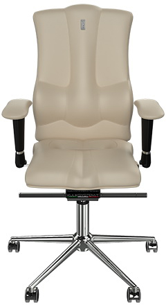 Компьютерное кресло от производителя Kulik System Elegance Цвет песочный