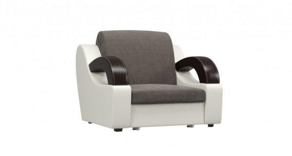 Кресло-кровать от производителя Мадрид Цвет серый, бежевый, черный