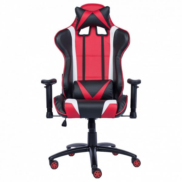 Кресло игровое от производителя Everprof Lotus S13 Red Цвет красный, черный