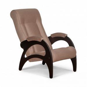 Кресло интерьерное классическое Феникс цвет Золотисто-коричневый