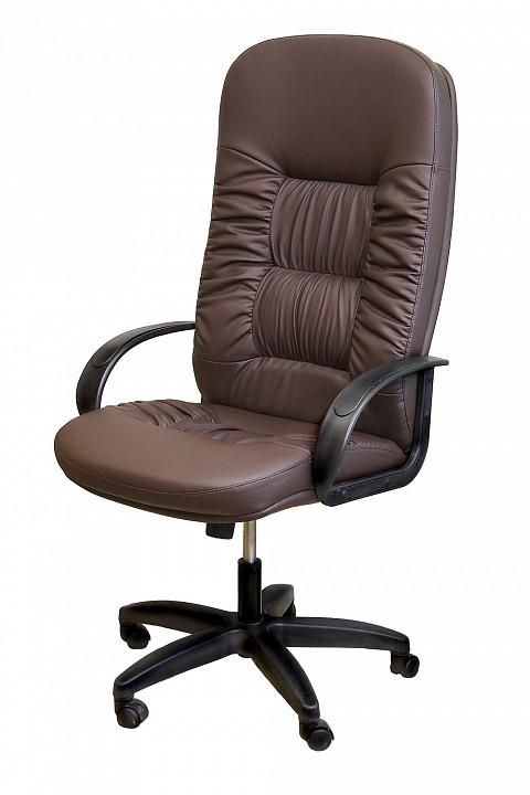 Кресло компьютерное от производителя Креслов Болеро КВ-03-110000-0429 Цвет черный, шоколадный