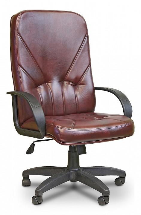 Кресло компьютерное от производителя Креслов Менеджер КВ-06-110000_0464 Цвет коричневый