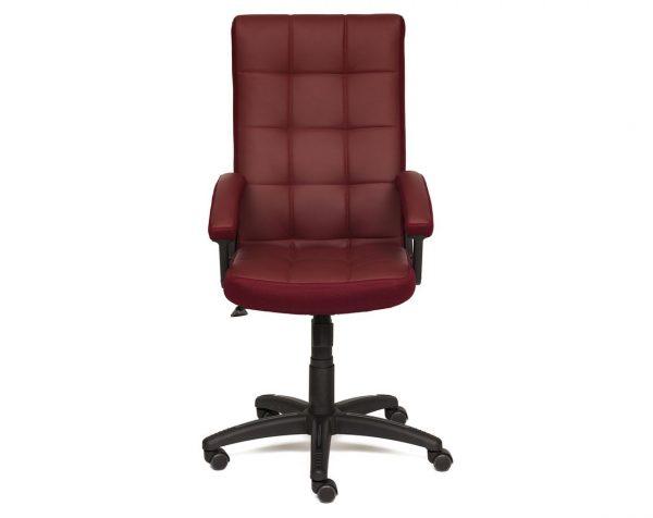 Кресло компьютерное от производителя Tetchair Trendy Цвет черный, бордо