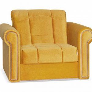 Кресло-кровать c механизмом Аккордеон Сан-Марино цвет Золотой