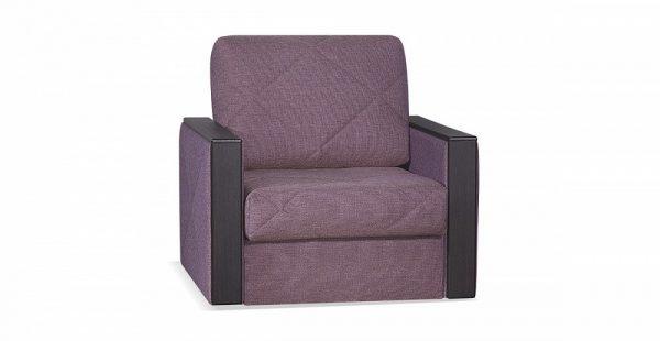 Кресло-кровать с механизмом трансформации PUFF Мюнхен NEXT цвет Пурпурный