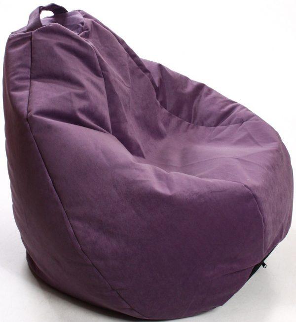 """Кресло-мешок мини """"Instaclean 218"""", 18 989, фиолетовый"""