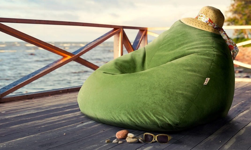 Кресло мешок на Алиэкспресс
