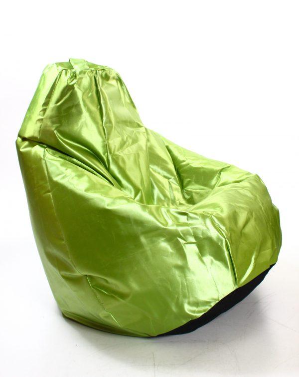 Кресло-мешок от производителя Комфорт: ParlaK Saten 234 Цвет салатовый 18982