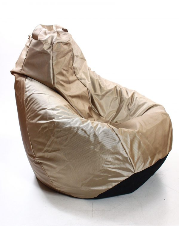 Кресло-мешок с распределением нагрузки макси «Milano 308″Цвет бежевый 18 924