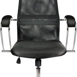"""Кресло офисное от производителя """"Метта"""" Цвет серый 80401"""