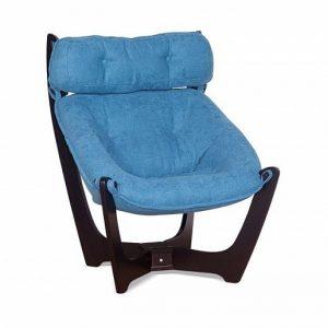Кресло универсальное с мягкими подушками Майами цвет Синий