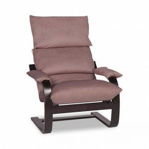 Кресло в современном стиле Индиго цвет Капучино