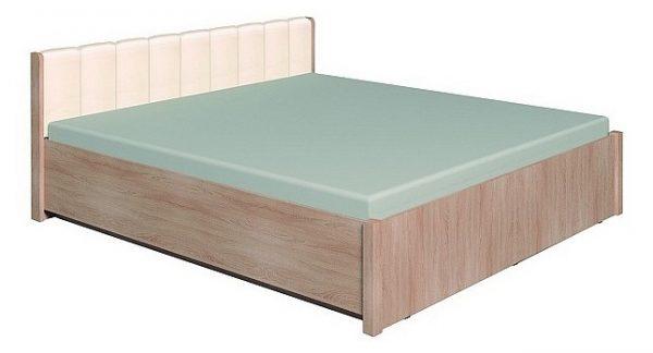 Кровать двуспальная от производителя Глазов-Мебель Берлин 31 Цвет