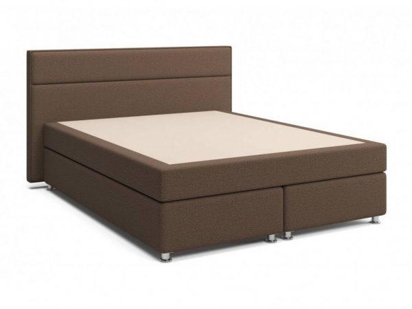 Кровать двуспальная от производителя Столлайн Марбелла Цвет коричневый