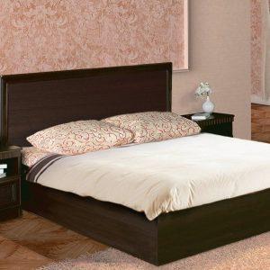 Кровать в классическом стиле Риккарди К-18 цвет Венге