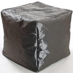 Пуфик-кубик многофункциональный «Gross Toone» Цвет серебристый 19 026
