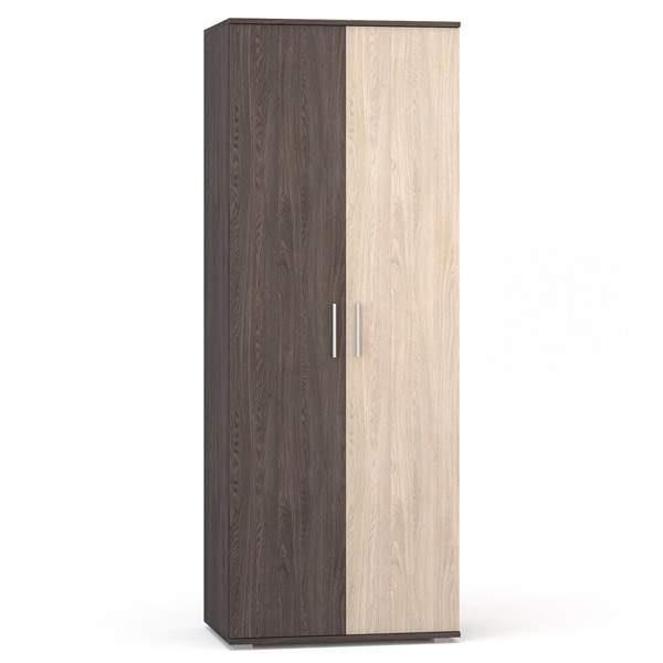 Шкаф платяной от производителя MOBI Палермо Цвет ясень анкор светлый, ясень анкор темный