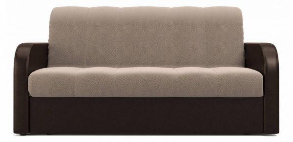 Диван-кровать от производителя Столлайн Спейс 1,4 Цвет светло-коричневый флай