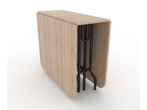 Стол-книжка (трансформер) от производителя Standart Цвет дуб сонома