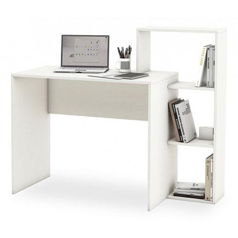 Стол компьютерный от производителя ВМФ Нокс-4 Цвет белый