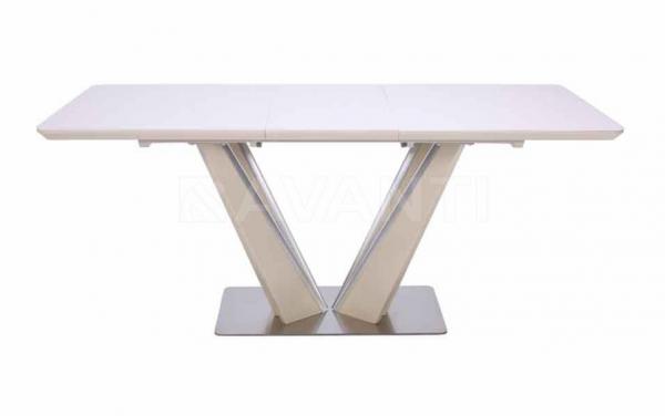 Стол обеденный от производителя Avanti Atlant Цвет ваниль