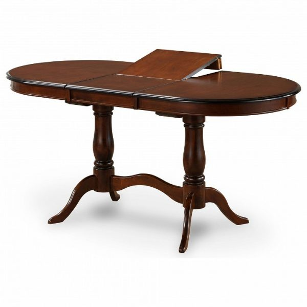 Стол обеденный от производителя Avanti Eva Цвет венге