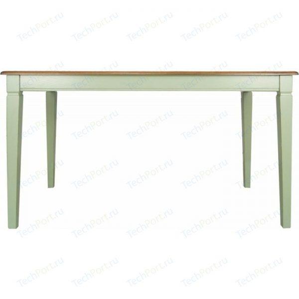 Стол обеденный от производителя Этажерка Olivia Цвет оливковый, орех