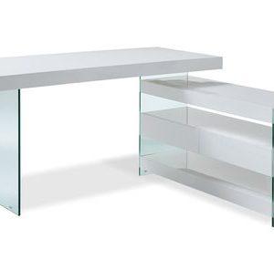 Стол письменный от производителя Attica Цвет белый