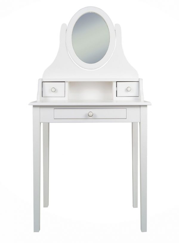 Стол туалетный от производителя Этажерка Adelina Цвет белый