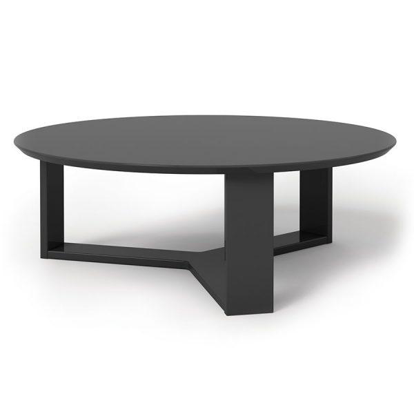 Журнальный стол от производителя Manhattan comfort Madison 1.0 Цвет черный