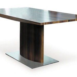 Стол раскладной от производителя Edison (180) Цвет орех